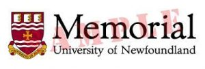 Menmorial University Of Newfoundland