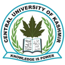 Central University of Kashmir Recruitment