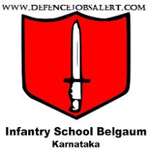 Infantry School Belgaum Recruitment
