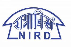 NIRD Recruitment