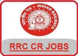 RRCCR Mumbai Recruitment
