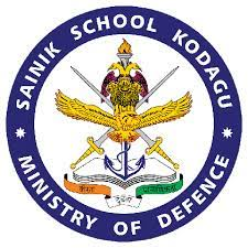 Sainik School Kodagu Recruitment