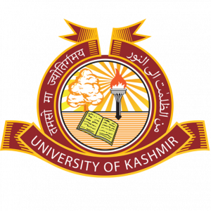 Kashmir University MCOM Final Time Table