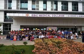 ESIC Medical College & Hospital Kolkata Recruitment